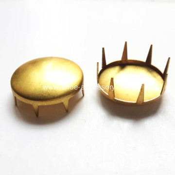 Long Leg Dome Studs 8 Prongs